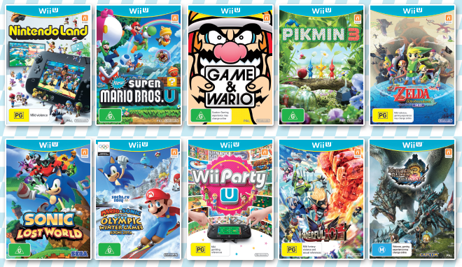 Mario Wii U Games : Wii u games mario kart imgarcade online image
