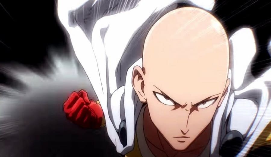 One Punch Man Completo 2017 Anime Desenho 720p Bluray Full HD completo Torrent