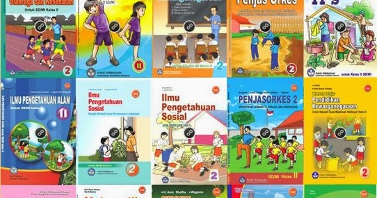 Mari Share Ilmu Media Pembelajaran Download Buku Paket Ktsp 2006 Sd Mi Kelas 2 Lengkap