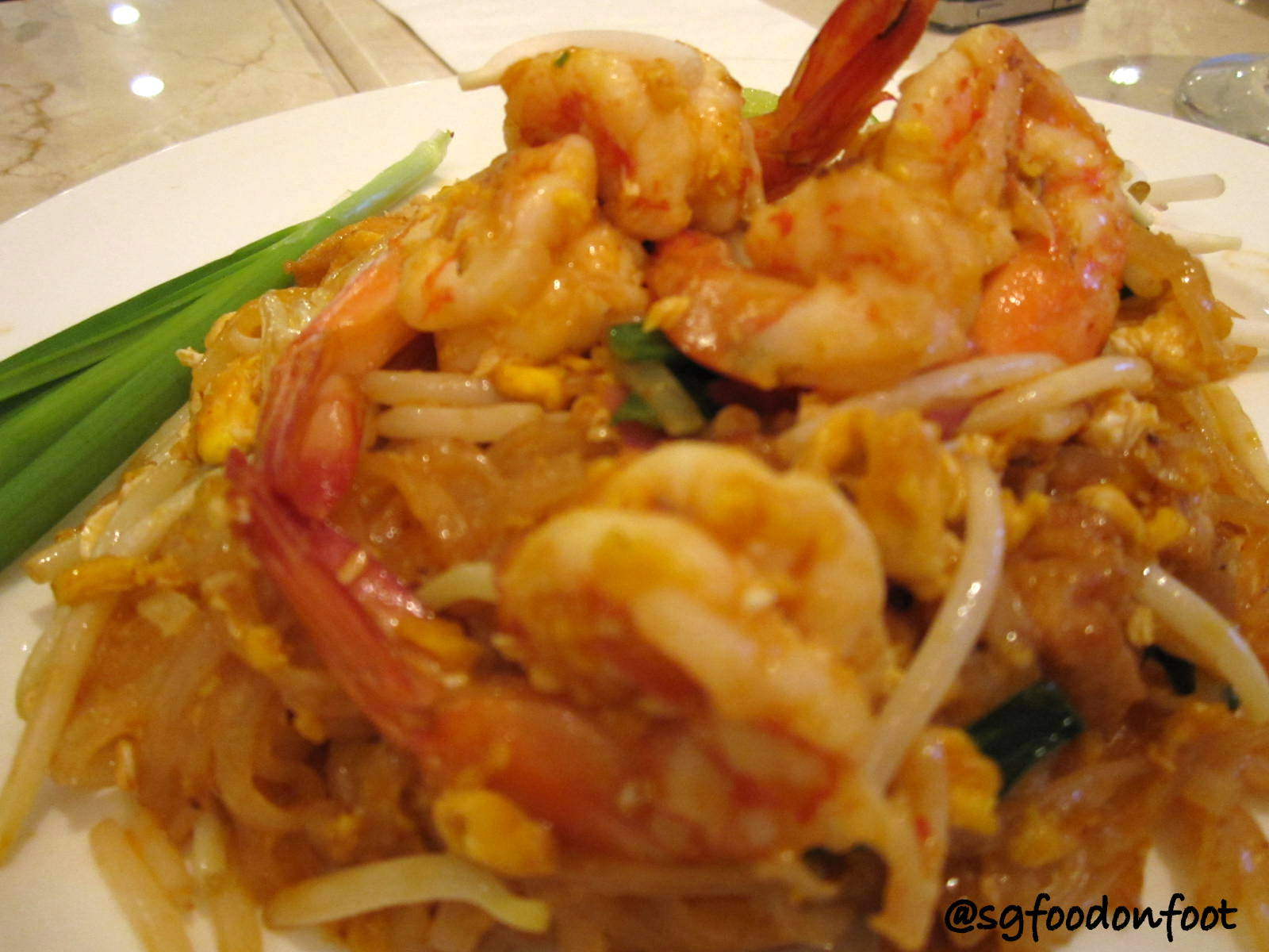 Sg food on foot singapore food blog best singapore for 7 star thai cuisine