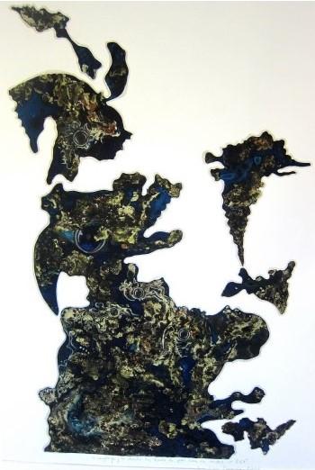 Jean-Pierre PARAGGIO, EXPOSITION «BECS ET OMBRES», Galerie PLURIELLE, SÈTE (34)
