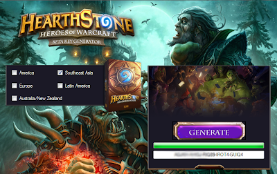 Hearthstone Beta Keys