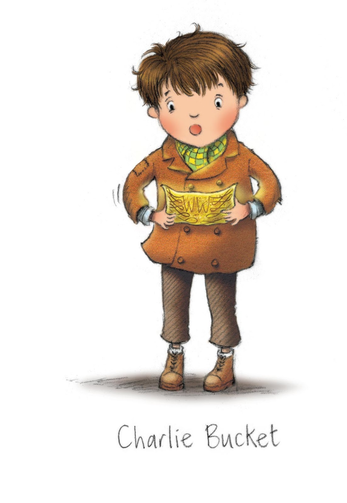 Character Sketch Of Charlie In Charlie And The Chocolate Factory