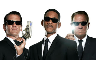 Men in Black 3 Josh Brollin Will Smith and Tommy Lee Jones HD Wallpaper