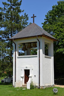 The bell tower of Celic Dere Monastery