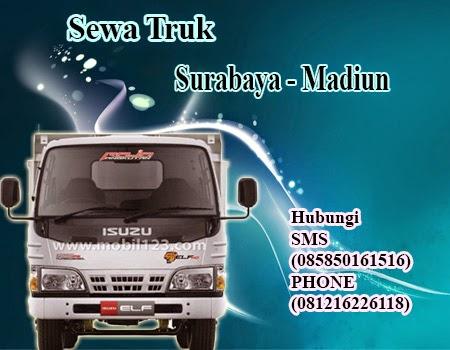 Sewa Truk Surabaya - Madiun
