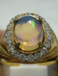 230 x 300 · 25 kB · jpeg, ) Opal / Kalimaya Crystal Afrika Ring ...