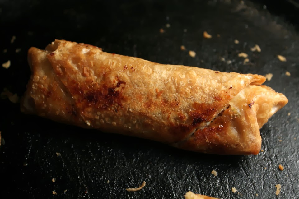 The 99 Cent Chef: The 15 inch Egg Roll - Deal of the Day
