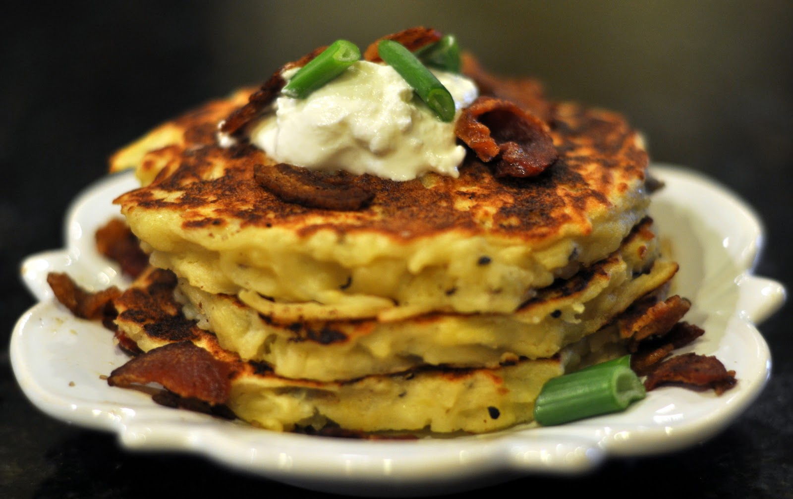 Cooking and Entertaining with Leah: Boxty (Irish Potato Pancake)