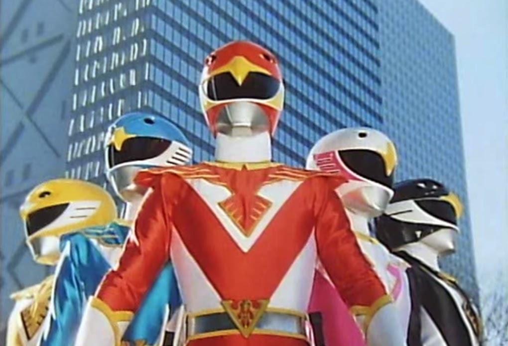 Chojin Sentai Jetman Filipino Dubbed Super Sentai Show 90's Run in the Philippines Retro Pilipinas Feature