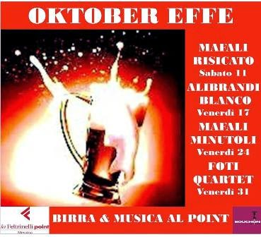 OKTOBER EFFE BY FELTRINELLI POINT