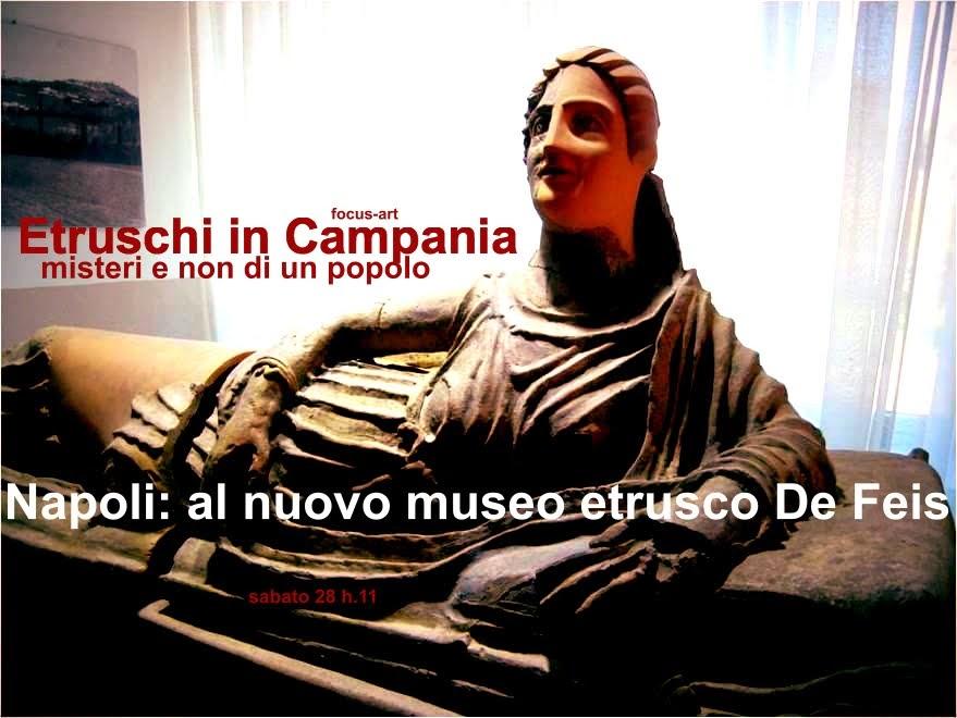 Il nuovo museo etrusco a Napoli