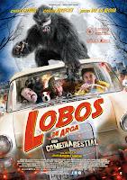'Lobos de Arga', con Gorka Otxoa, Carlos Areces y Secun de la Rosa y dirigido por Juan Martínez Moreno. Premiere Making Of Cine