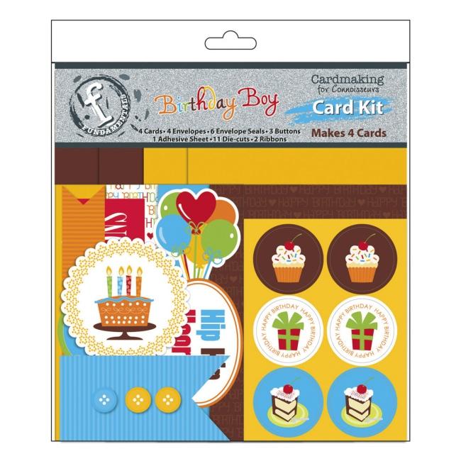 Homemade Birthday Cards Kids Can Make