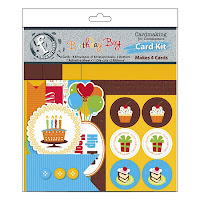 Birthday Card Kit