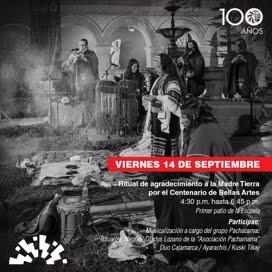 """14 SET """"100 AÑOS ENSABAP"""""""