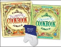 Farmer's Almanac Cookbooks Giveaway