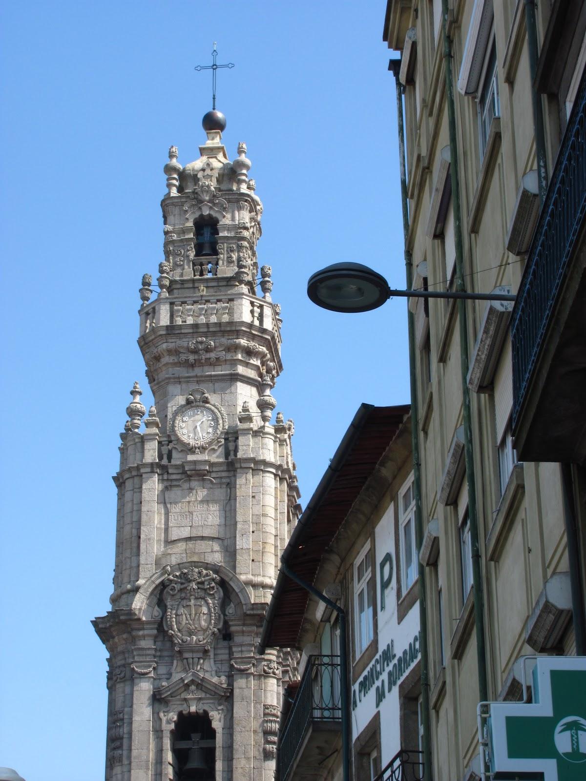 Clerigos Tower