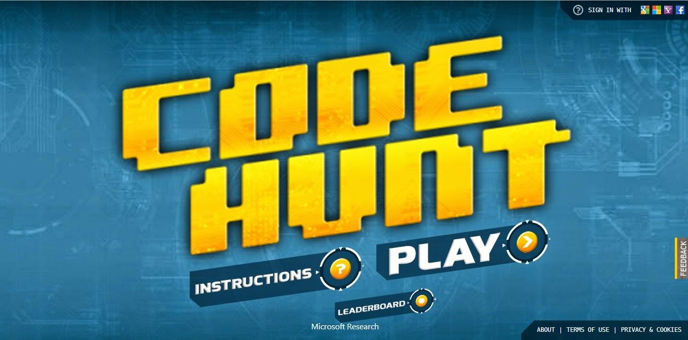 Игра Code Hunt