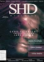 SHD Magazine Nº20: ¡Tu revista de juegos de terror!