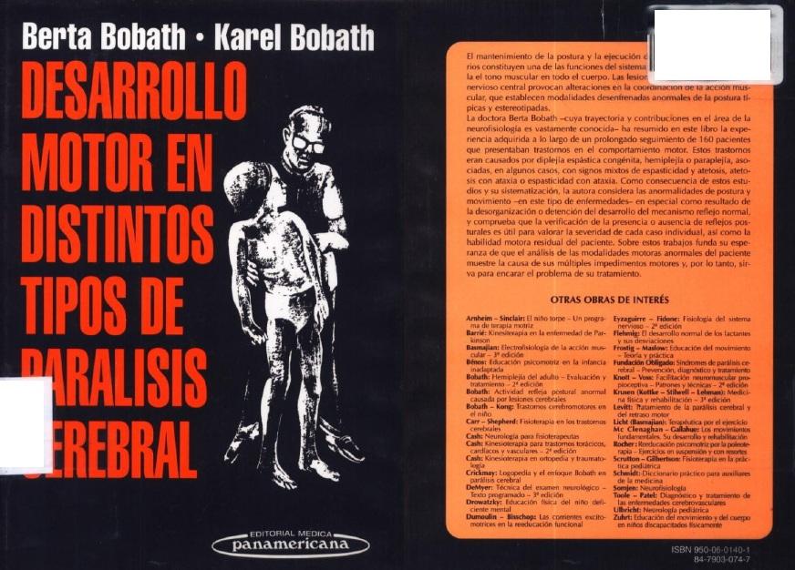 Desarrollo motor en distintos tipos de parálisis cerebral- Bobath ...