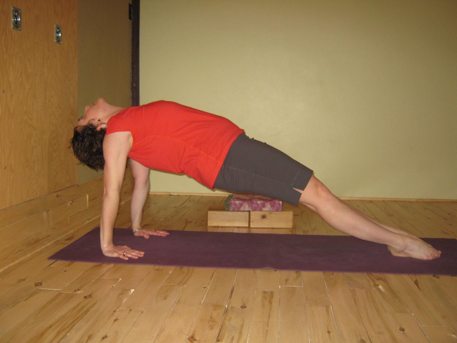 Pln Yoga Studio Pamela Nelson February Pose Of The