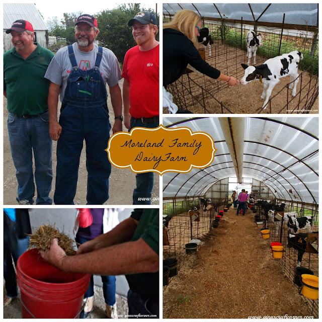 Kansas City Farm Tours w/ MO Farm Bureau