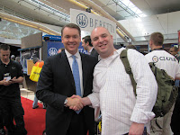 Me & Chris Cox, NRA-ILA Executive Director