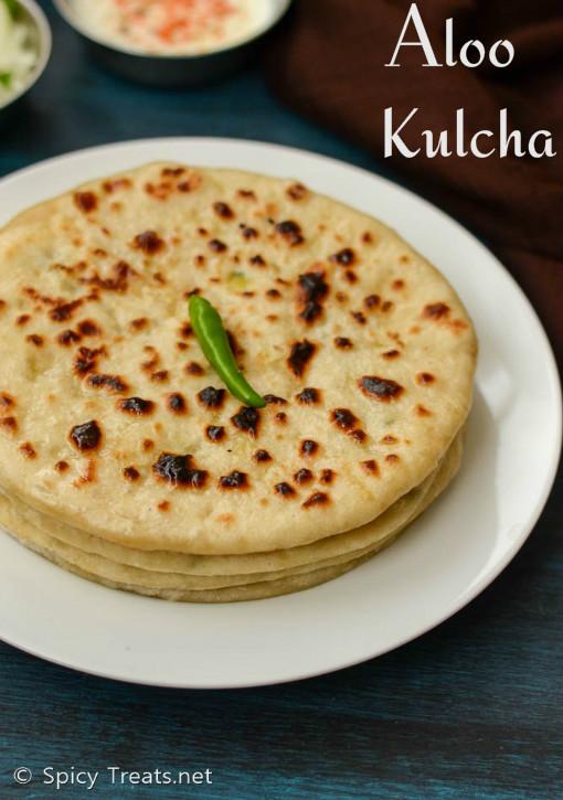 Aloo Kulcha Recipe