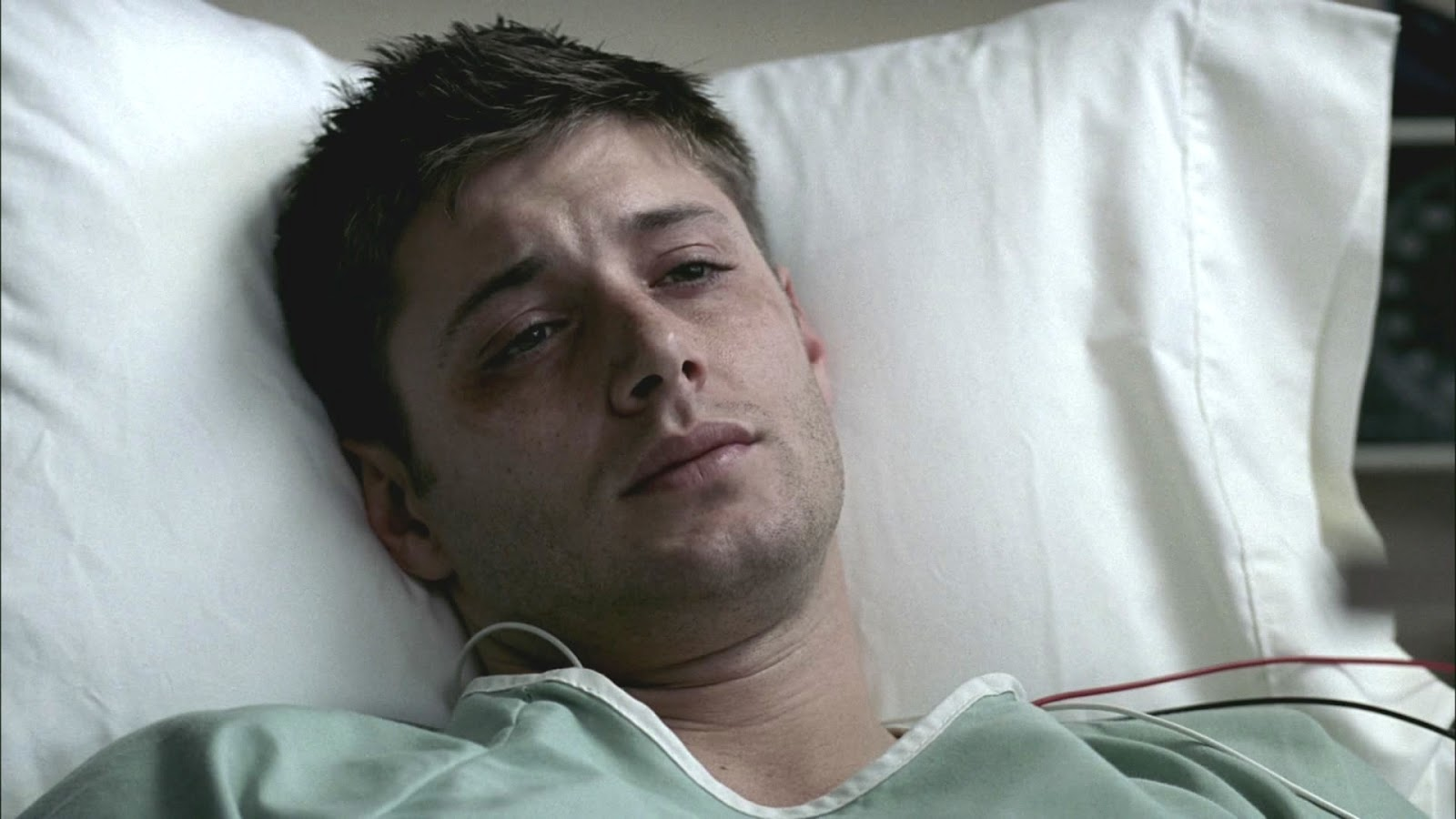 supernatural dean sick