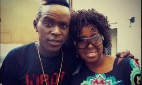 willy paul and mum