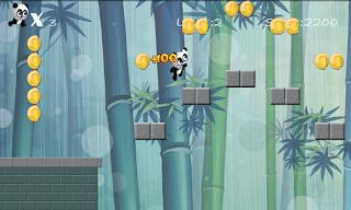 Panda Run - Game Android Populer