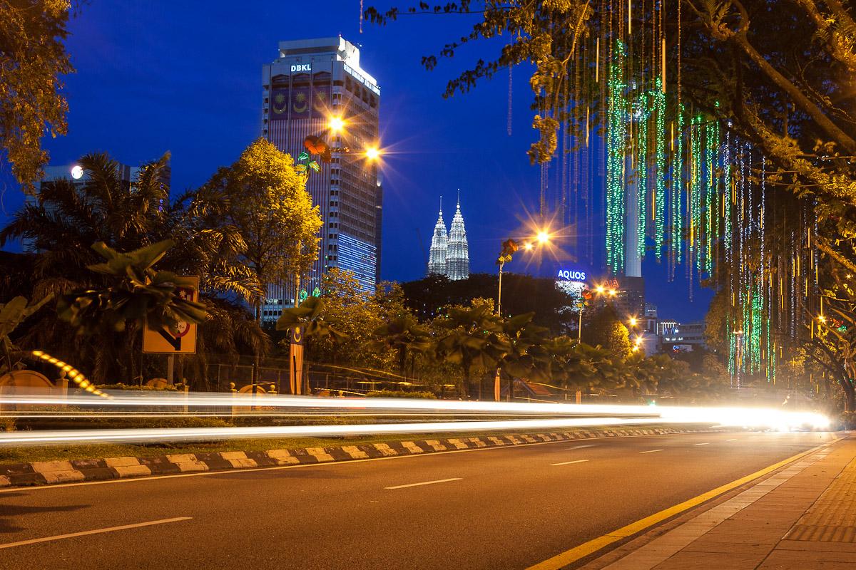 Vacanta Malaysia. Kuala Lumpur