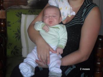 Pedro - 2 meses