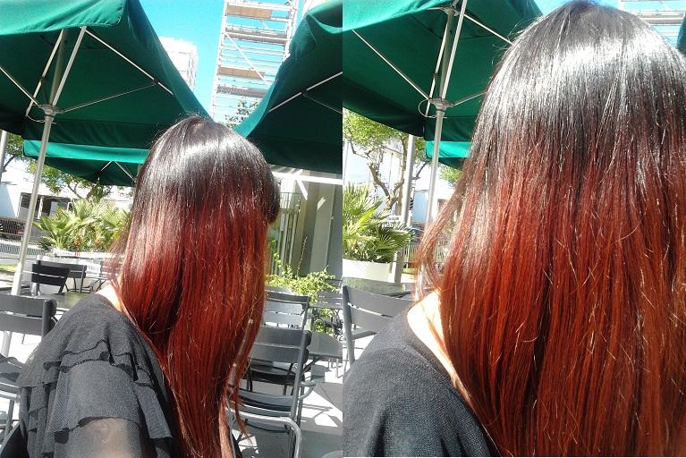 El aceite de coco para los cabellos yaroslavl