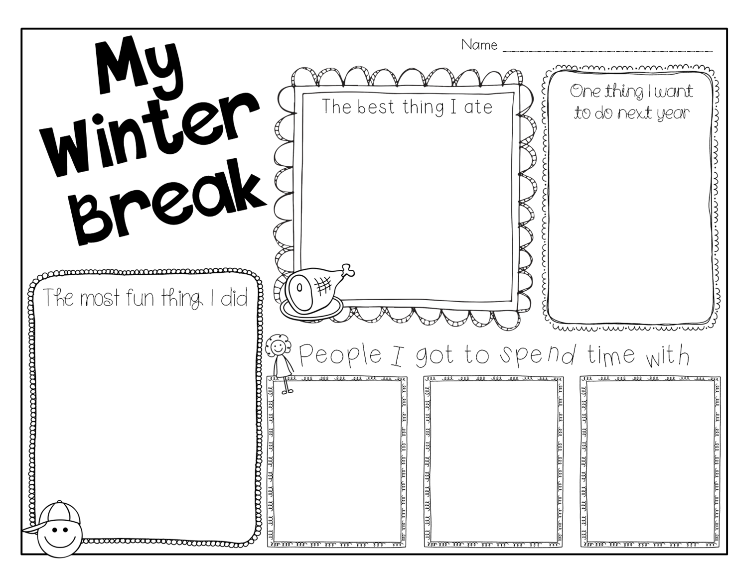 Winter break essay