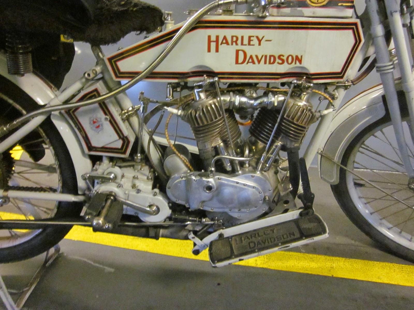Harley-Davidson 1915 KT Board Racer