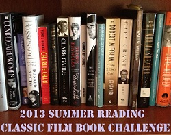 2013 Summer Reading Classic Film Book Challenge