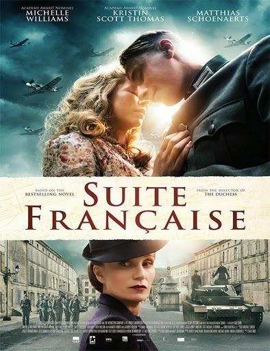 Ver Suite francesa (Suite Française) (2015) Online