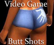 Video Game Butt Shots