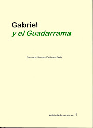 Gabriel y el Guadarrama.