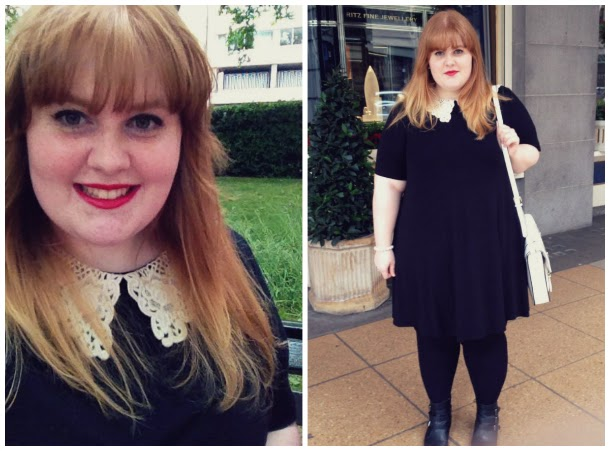 london, what to wear to the ritz, plus size fashion, plus size fashion blog, the ritz l