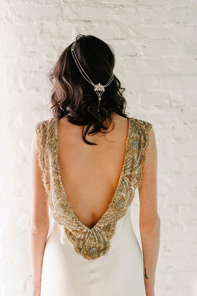 The Dress Theory San Diego Accessories For Backless Or