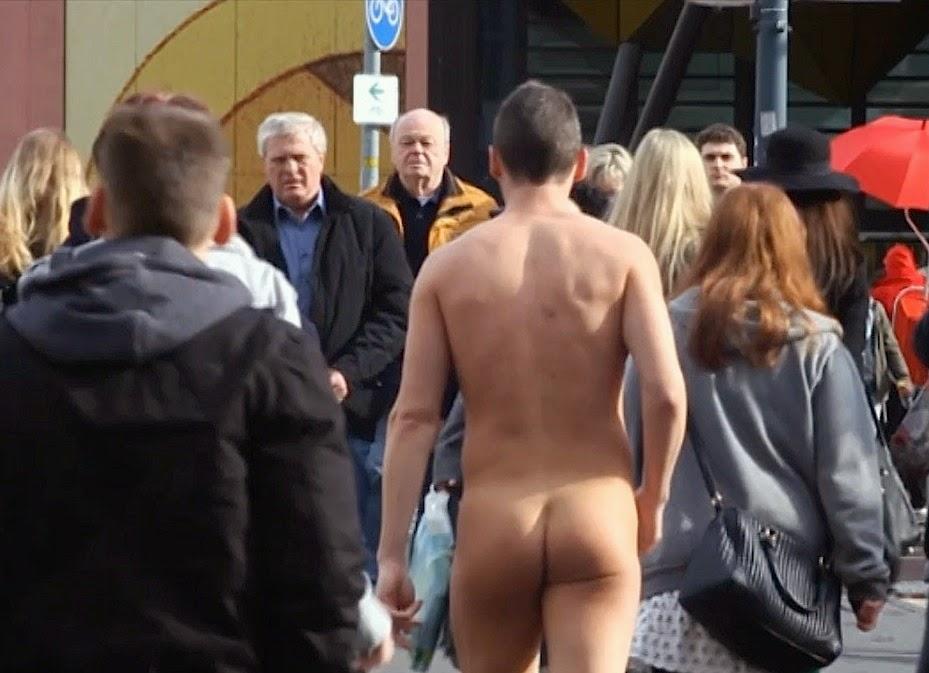 Casual public nudes 9