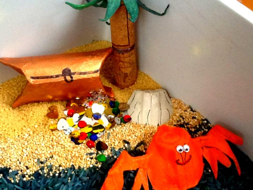 Orange Sea Creatures Kinds of Sea Creatures
