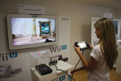 Puestos y periféricos del Wii U