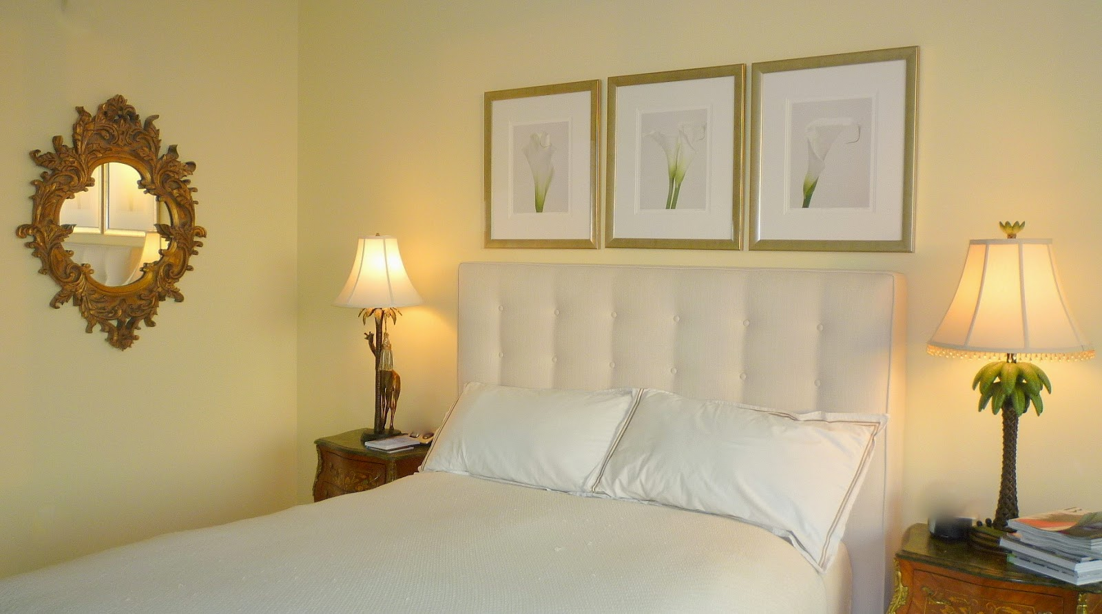 New Bedroom Baroquemirror Image Robin