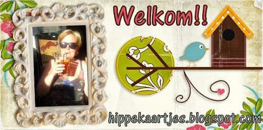Hippe kaartjes