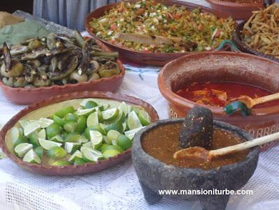 Cocina Tradicional Mexicana de Michoacán