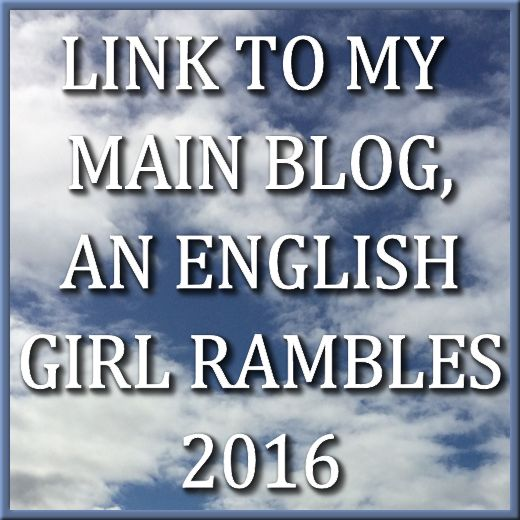 An English Girl Rambles 2016